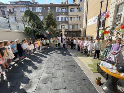 Откриване на новата учебна година 2021/2022 - ДГ 195 Братя Мормареви - София